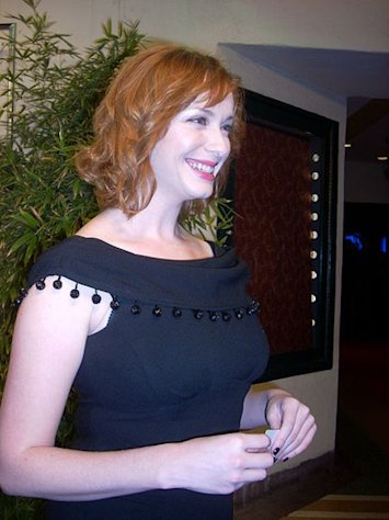 As evidenced by Christina Hendricks and Olivia Munn's recent leaked nude ...