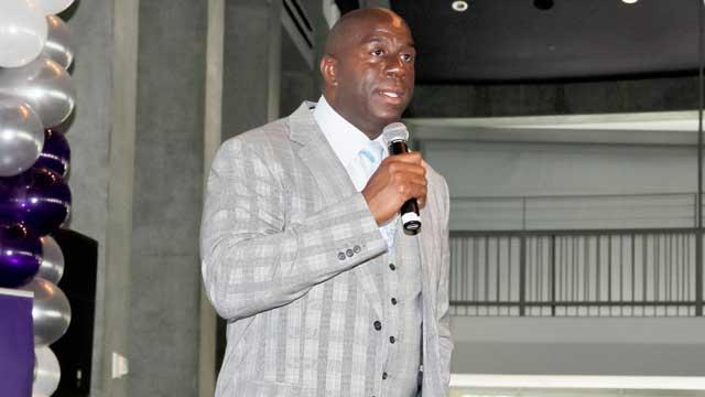 Magic Johnson: 21 Years With HIV