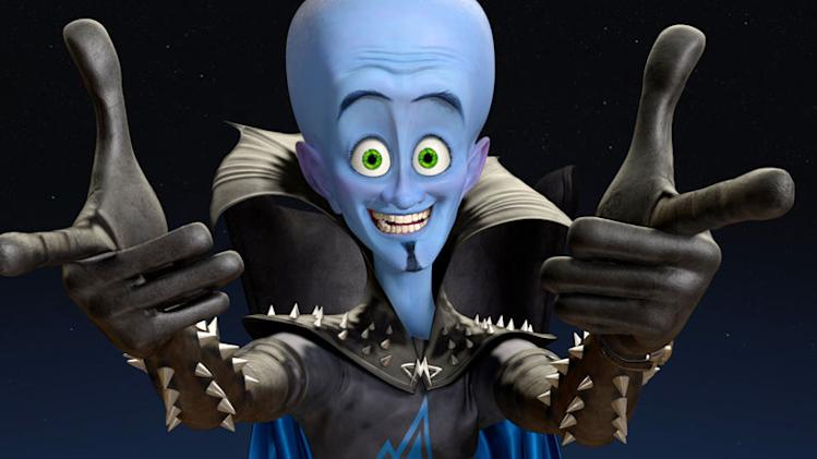 Megamind DreamWorks 2010 Still