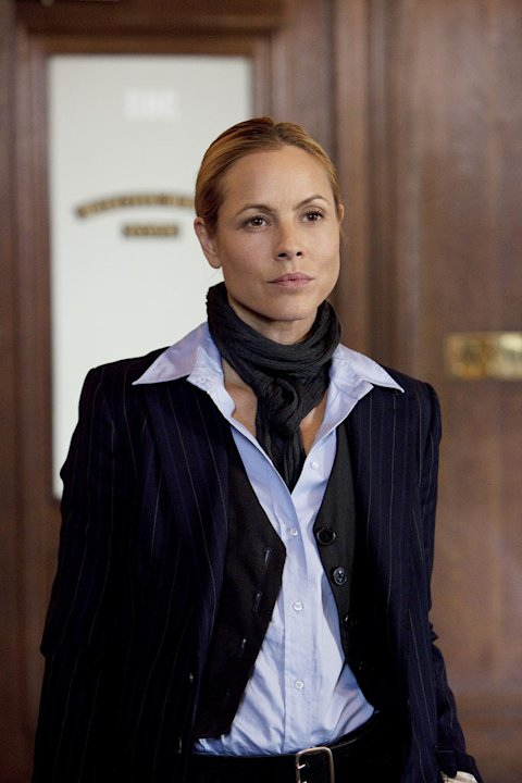 "Maria Bello stars as Det. Jane Timony in ""Prime Suspect."""