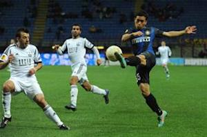 Inter 2-2 Neftchi Baku: Canales salvages shock point for Azeris