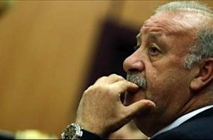 Spain's Vicente del Bosque plays down Germany's defeat