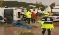 Tornado Hits Portugal's Algarve: Eight Hurt
