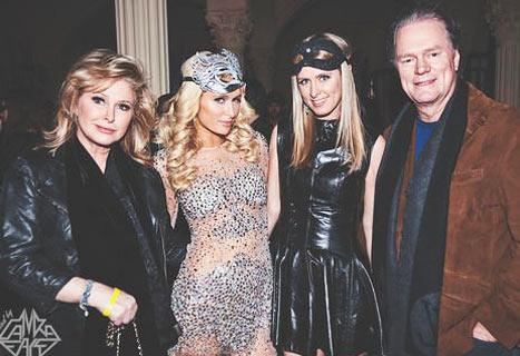 Inside Paris Hilton's Eyes Wide Shut Themed Birthday Bash