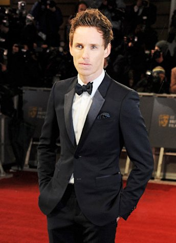 "Eddie Redmayne Was ""Puking His Guts Out Backstage"" at BAFTA Awards"