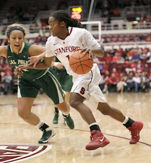 Ogwumike scores career-high 36 for Stanford women
