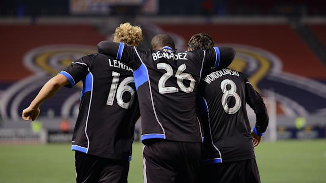 MLS: San Jose Earthquakes at Chivas USA