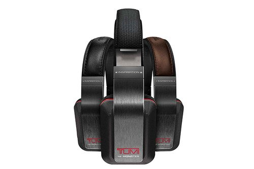 Tumi x Monster headphones marks the start of a new partnership. Headphones, Monster, Tumi, Tumi x Monster headphones, Beats by Dr. Dre 0