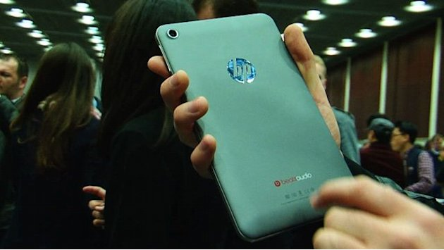 HP dives into Android with …