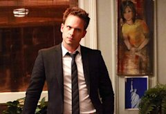 Patrick J. Adams | Photo Credits: Shane Mahood/USA Network