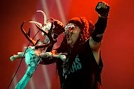 Al Jourgensen Collapses Onstage in Paris