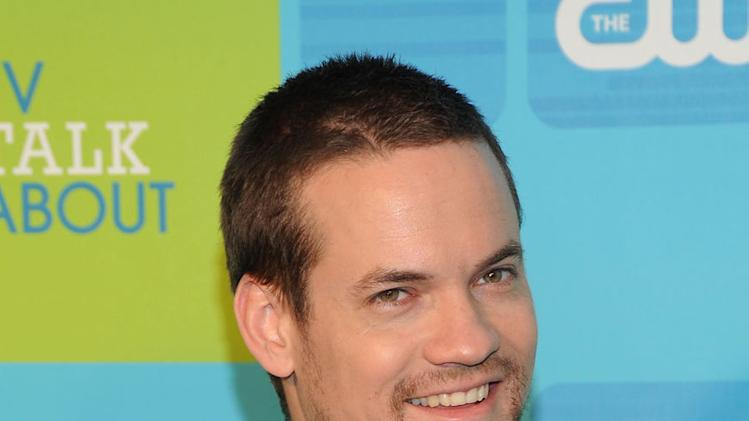 "Shane West (""Nikita"") attends the 2010 The CW Upfront at Madison Square Garden on May 20, 2010 in New York City."