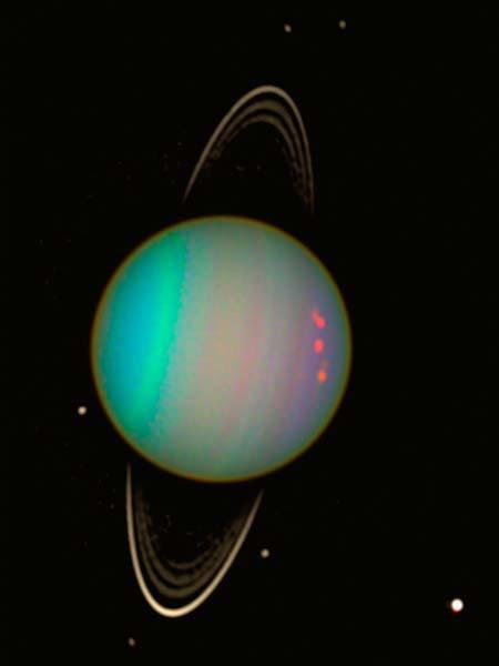 How to See Uranus in Telescopes This Weekend