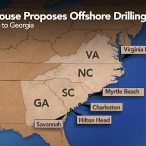 Rigell Sees `Real Hurdles' for Obama Offshore Oil Plan