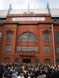 The future of newco Rangers remains uncertain