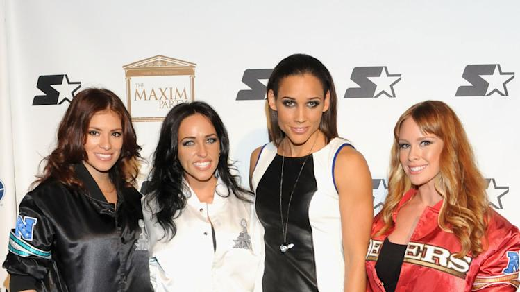 Starter Red Carpet at Maxim Party