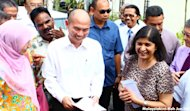 Ambiga thanks DBKL, cops for keeping watch