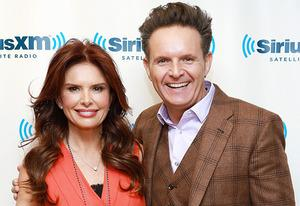 Roma Downey and Mark Burnett  | Photo Credits: Robin Marchant/Getty Images