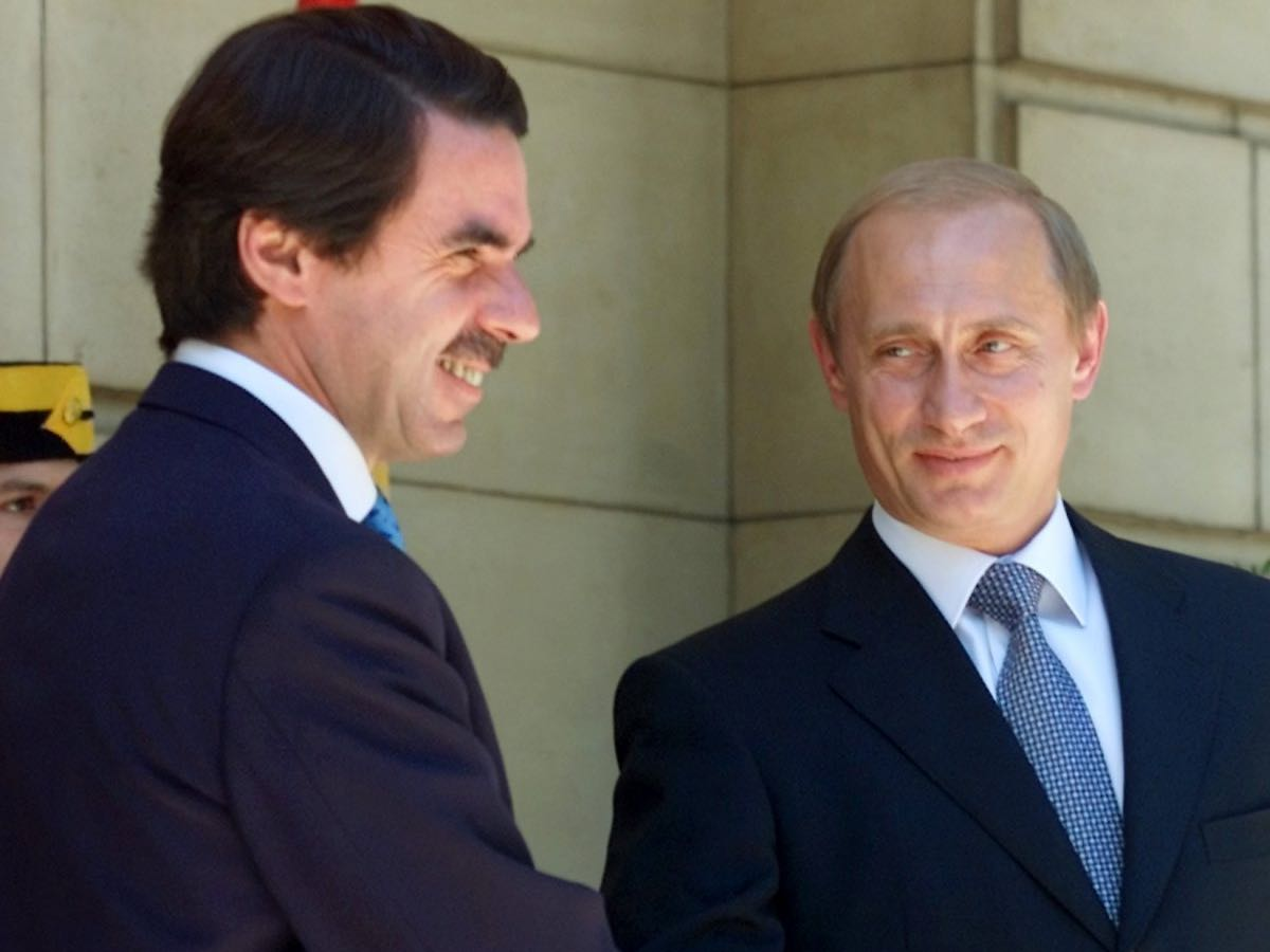 A Spanish investigation into the Russian mafia 'could change the narrative of Putin in the West'
