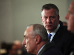 New Yorkers Who Like Cops Don't Like De Blasio