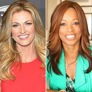 """Erin Andrews Talks Replacing Pam Oliver at Fox Sports, Hosting Dancing With the Stars: """"This Is Not Going to Be Easy For Me"""""""
