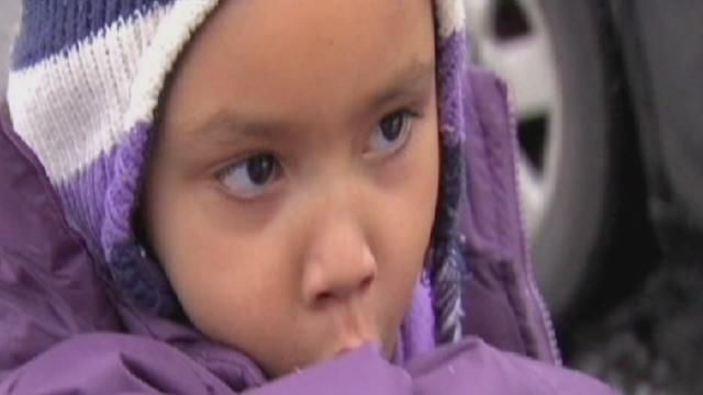 9-year-old girl dies from flu