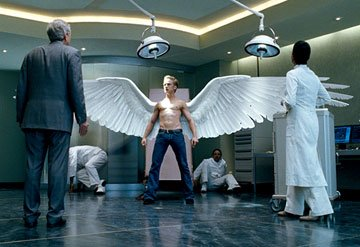 Ben Foster as Angel in 20th Century Fox's X-Men: The Last Stand