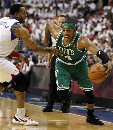 76ers stun Celtics 92-83 in Game 4 to even series