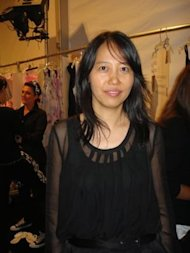 Wenlan Chia, the designer of Twinkle