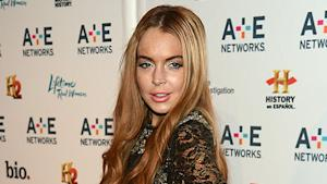 Lindsay Lohan Arrested in NYC