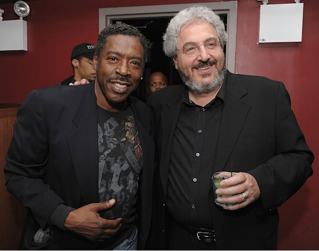 Year One New York premiere 2009 Ernie Hudson Harold Ramis