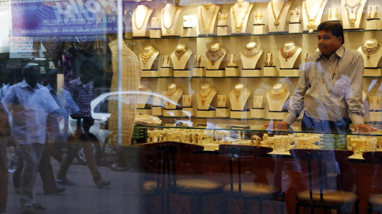 India gold tax hits bridal budgets; smuggling up