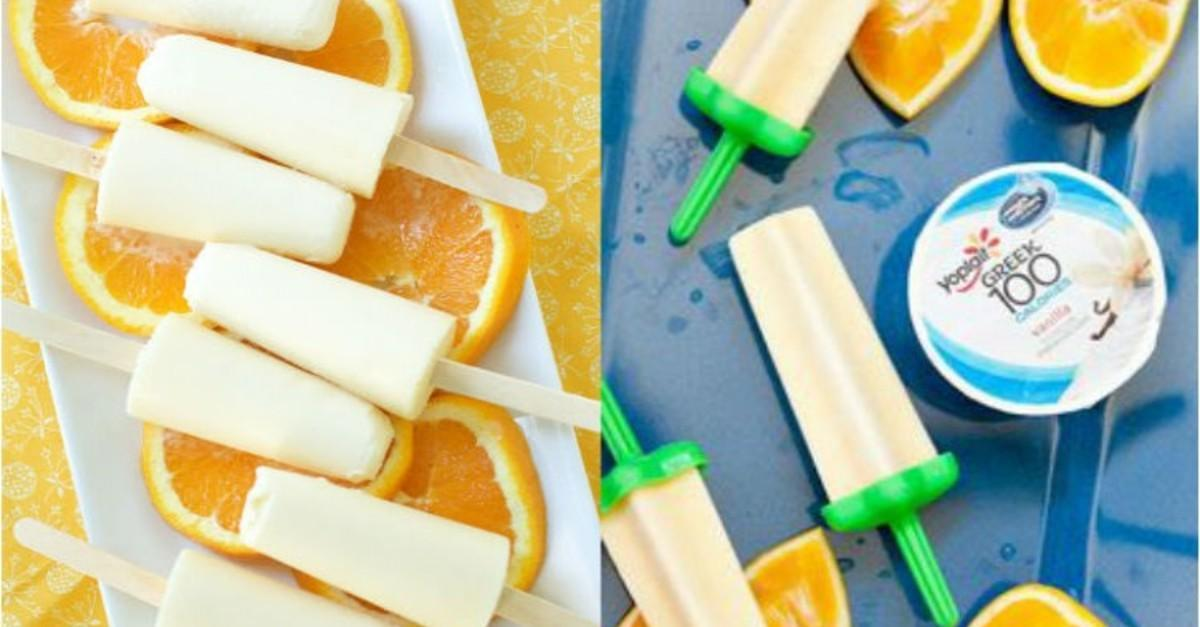 13 Mouthwatering Creamsicle Recipes