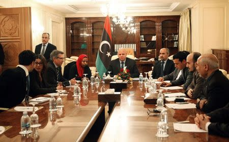Libya's elected parliament agrees to return to UN talks