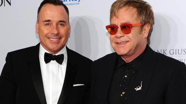 Elton John AIDS Foundation gala brings out the stars
