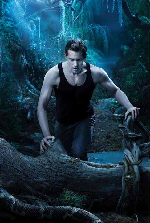 Alexander Skarsgard stars as Eric Northman in &quot;True Blood.&quot; 