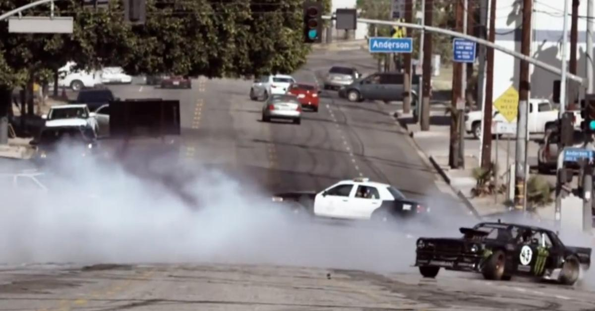 865 Horsepower Mustang Goes Wild In Streets Of LA