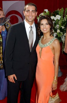 Jesse Metcalfe and Eva Longoria