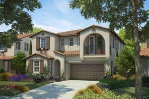 Upgraded Residence 4A Available for Quick Move-In at William Lyon Homes' Oak Crest