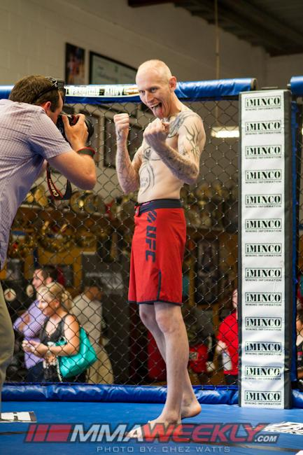 Mike Ricci vs. Colin Fletcher Reportedly Added to UFC 158 Fight Card