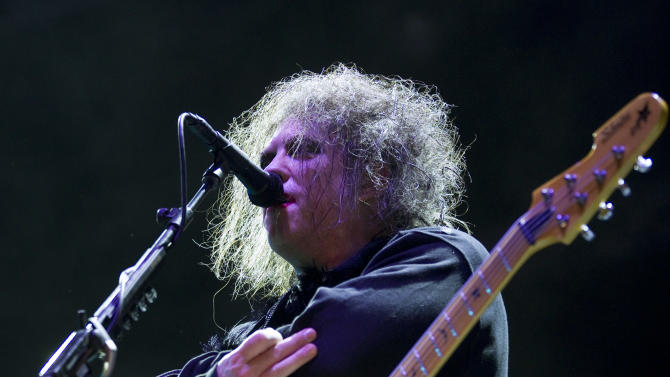 The Cure, Mumford and Sons to play Lollapalooza