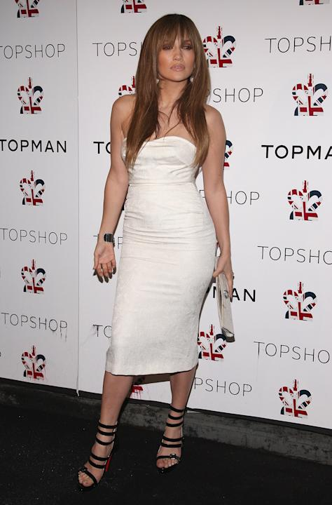 J.Lo in Christian Louboutin