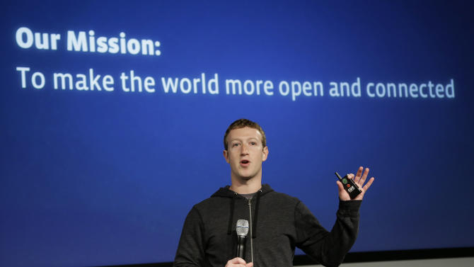 Facebook aims to get the world online