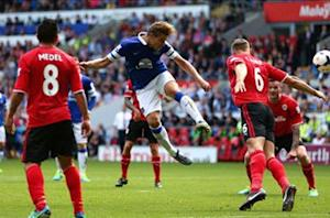 Two offers for Jelavic, reveals Everton boss Martinez