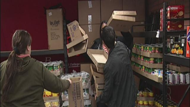 Bakersfield College food pantry increases distribution