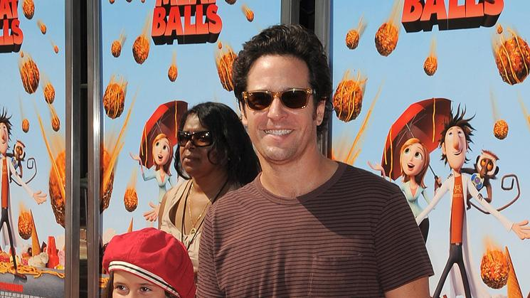 Cloudy With A Chance of Meatballs LA Premiere 2009 Rob Morrow