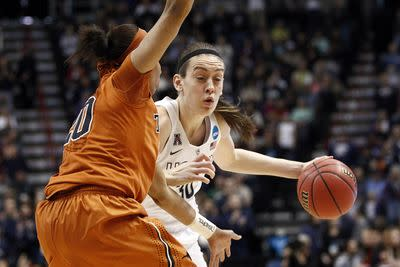 Women's NCAA Tournament 2015 schedule and bracket: UConn looks to clinch 8th straight Final Four