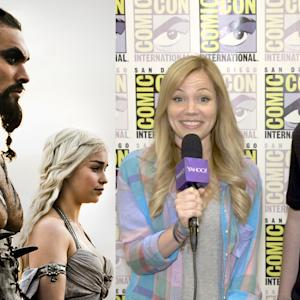 Take a 'Game of Thrones' Dothraki Language Course!