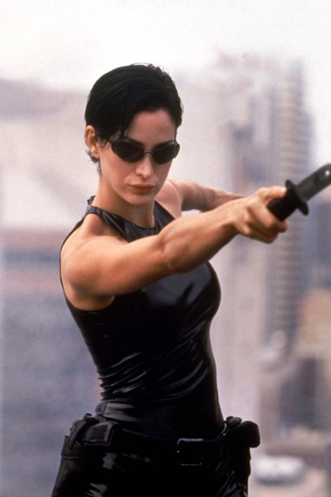 Trinity from &amp;#39;The Matrix&amp;#39;