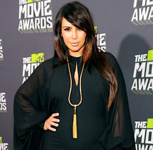 "Kim Kardashian Is ""Super Motivated"" to Get Her Body Back Post-Baby, Trainer Tracy Anderson Says"